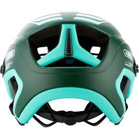 ABUS Montrailer Kask MTB, smaragd green